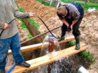 восстановление артезианских скважин